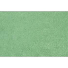 CAMPZ Mikrofaserhandtuch M grün